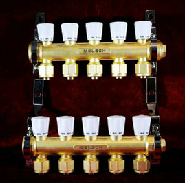流量式智能分集水器